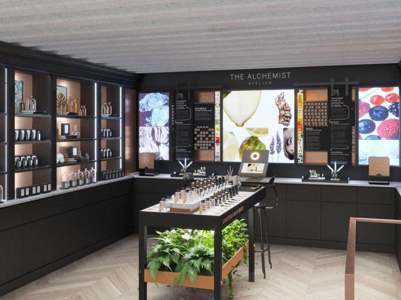 Ouverture d'une nouvelle boutique L'Artisan Parfumeur rue des Francs-Bourgeois à Paris