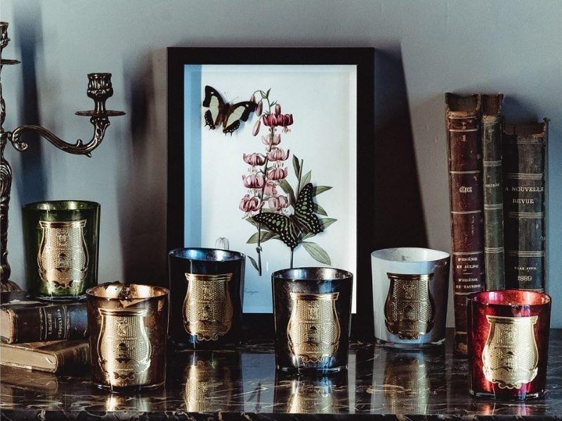 Les bougies de Noël 2019 signées Trudon