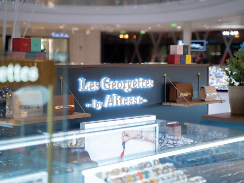Paris : ouverture d'un pop-up Les Georgettes au sein du Centre commercial Beaugrenelle