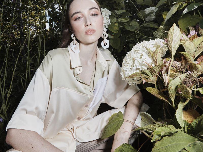 Saison Printemps-Été 2020 : Valentine Witmeur annonce le lancement de la «Fluid Collection»