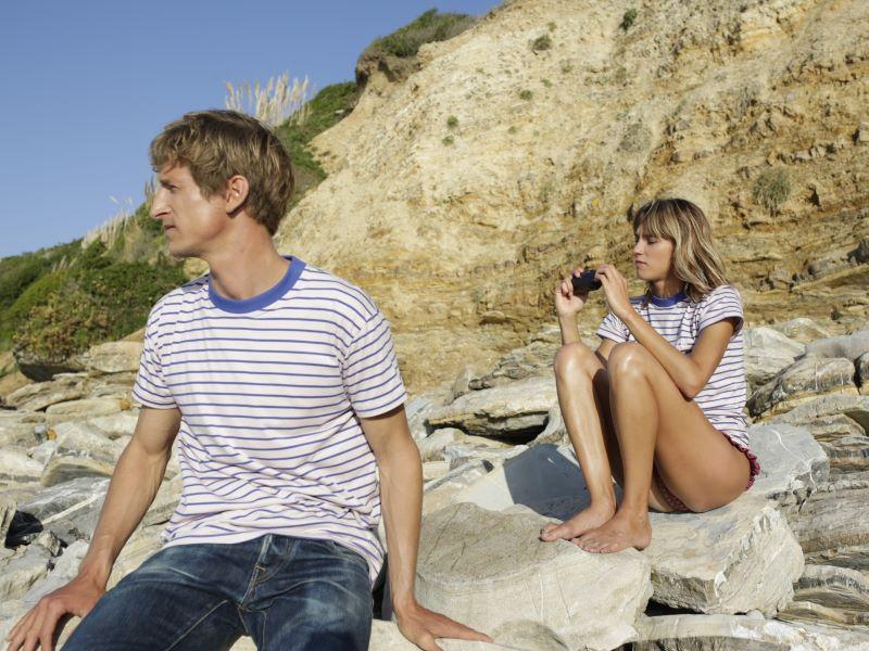«Shape», le t-shirt Fraîche imaginé pour être partagé entre elle et lui