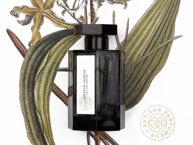 «Couleur Vanille», un nouveau parfum L'Artisan Parfumeur ou la vanille selon Aliénor Massenet