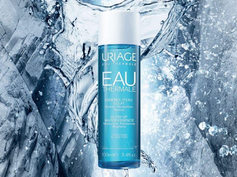Objectif hydratation maximale avec «Essence d'Eau Éclat», le nouveau soin minimaliste signé Uriage