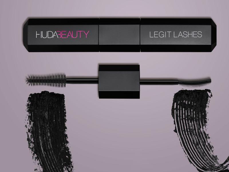 «Legit Lashes», le premier mascara signé Huda Beauty
