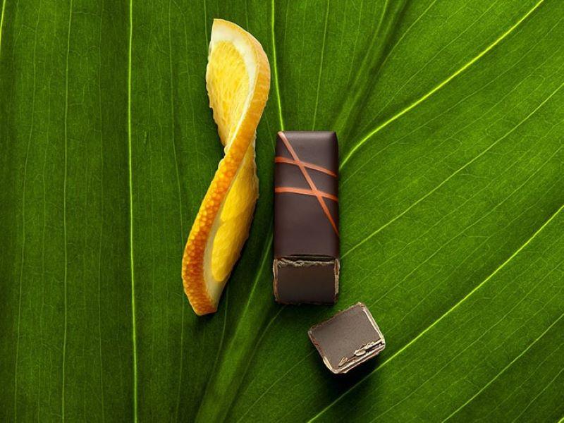 Les ganaches fruitées 100% vegan de La Maison du Chocolat