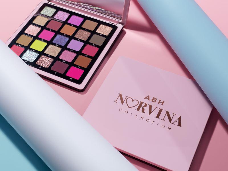 La «Norvina Pro Pigment Palette Vol.4» d'Anastasia Beverly Hills est disponible en France en exclusivité chez Sephora
