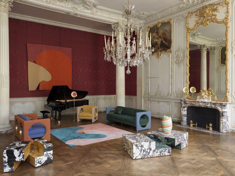 Paris : «Allégories», une exposition Pierre Gonalons x Tai Ping à l'Hôtel de Soubise