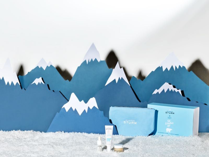 Exclusif : le « Ski Essentials Kit » Dr. Barbara Sturm x Perfect Moment