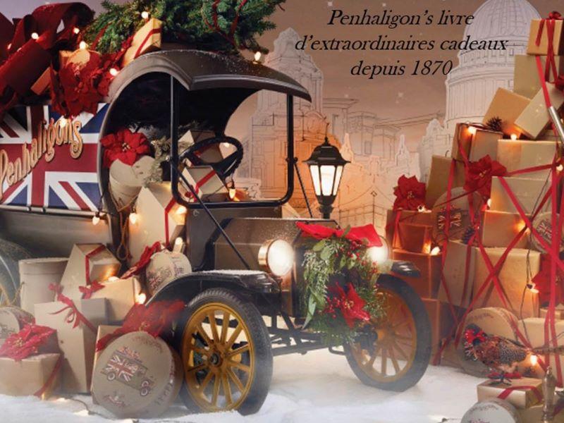 Penhaligon's lance sa collection de Noël et la course aux cadeaux