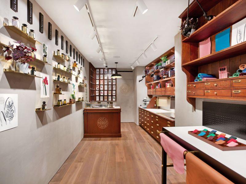 Ouverture du nouveau magasin phare de L'Artisan Parfumeur à Paris