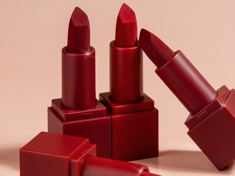 Le rouge à lèvres « Power Bullet » Huda Beauty en version mini et en duo