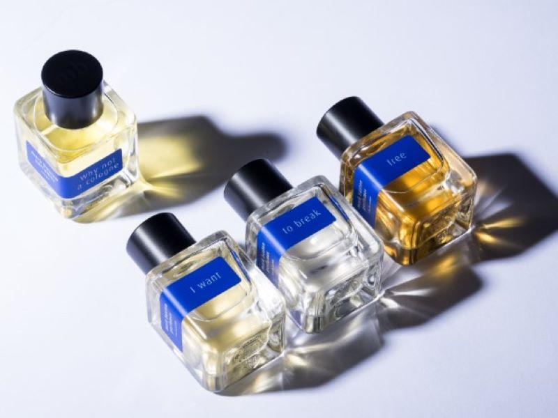 «Why not a Cologne», une nouvelle fragrance mixte signée Mark Buxton