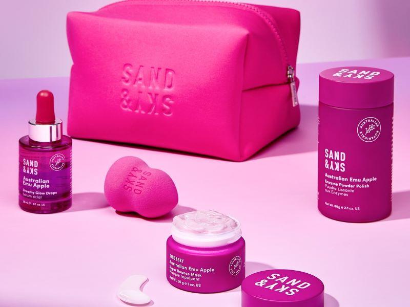 Édition limitée Saint-Valentin : «The Heartbreaker kit» de Sand & Sky