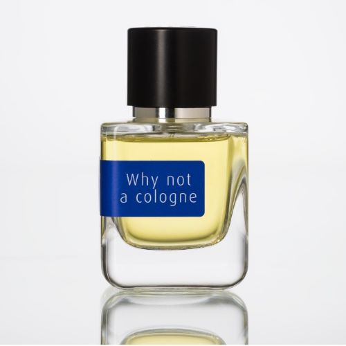 « Why not a Cologne », une nouvelle fragrance mixte signée Mark Buxton