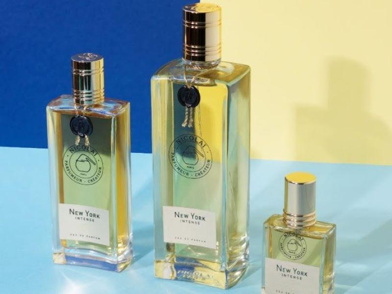 Nicolaï décline ses parfums dans un nouveau format d'exception