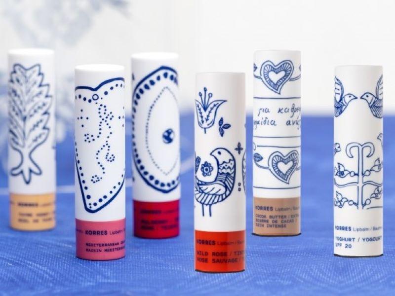 Les nouveaux sticks à lèvres Korres, indispensables alliés de vos lèvres