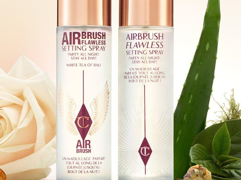 Inspiré de Bali, le nouveau spray fixateur parfumé Charlotte Tilbury