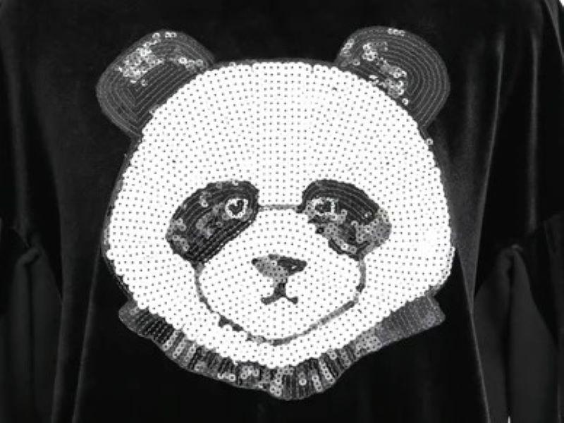 «Panda Collection», une capsule Maison Yanina en faveur des animaux