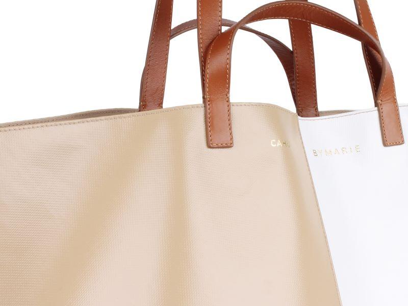 Chic et responsable, le sac de l'été Cahu x By Marie