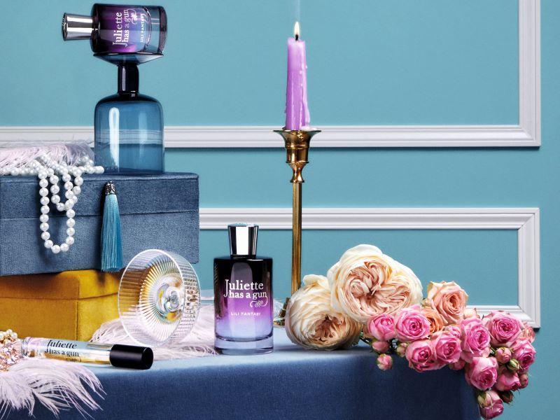 Nouveau chez Juliette has a gun : «Lili Fantasy», un floral-ambré gourmand